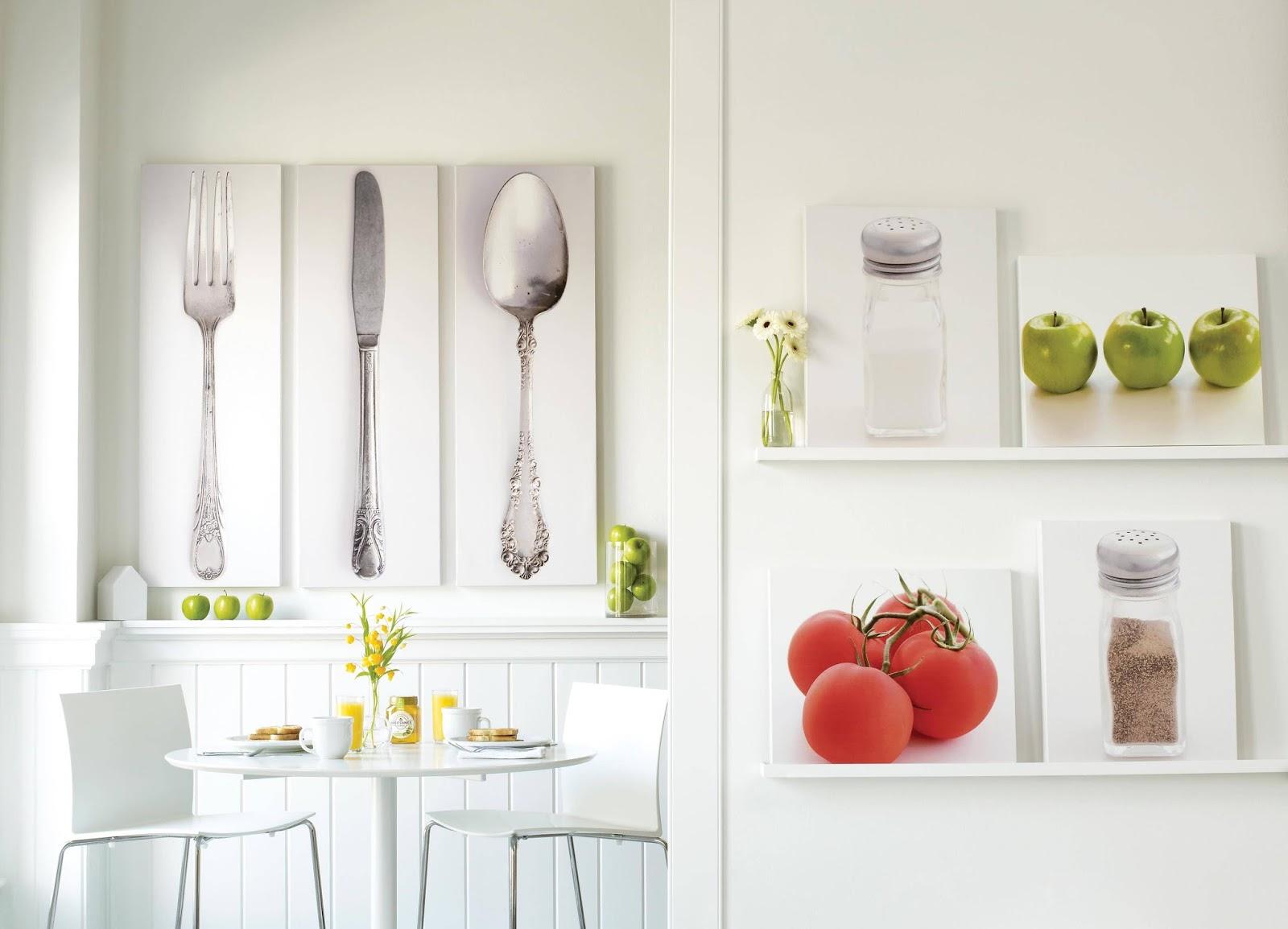 Modern Kitchen Wall Decor Ideas - HD Wallpaper