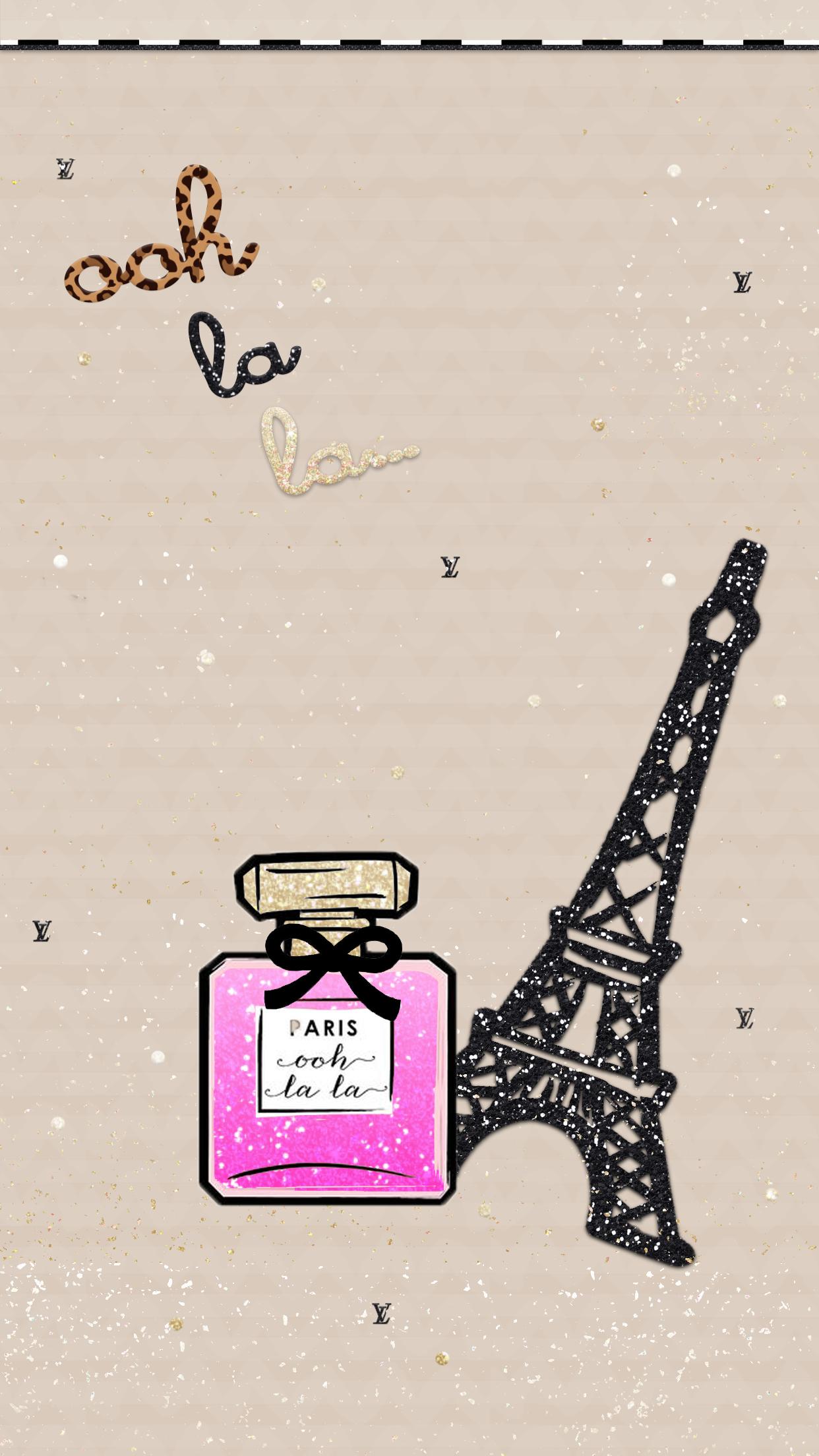 Gambar Wallpaper Kartun Paris - HD Wallpaper