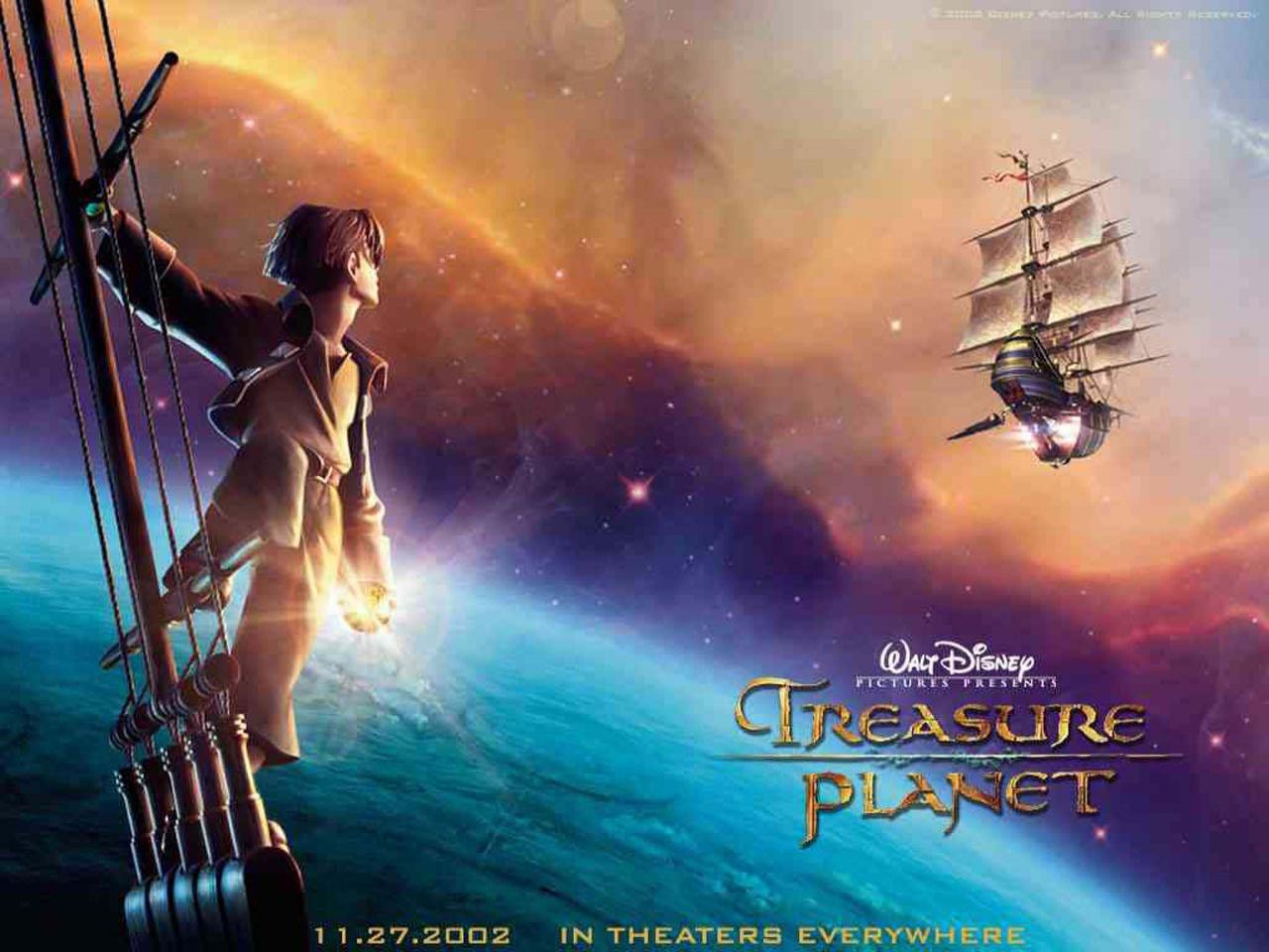 Disney Movie Wallpapers I M Still Here Treasure Planet 1280x960 Wallpaper Teahub Io