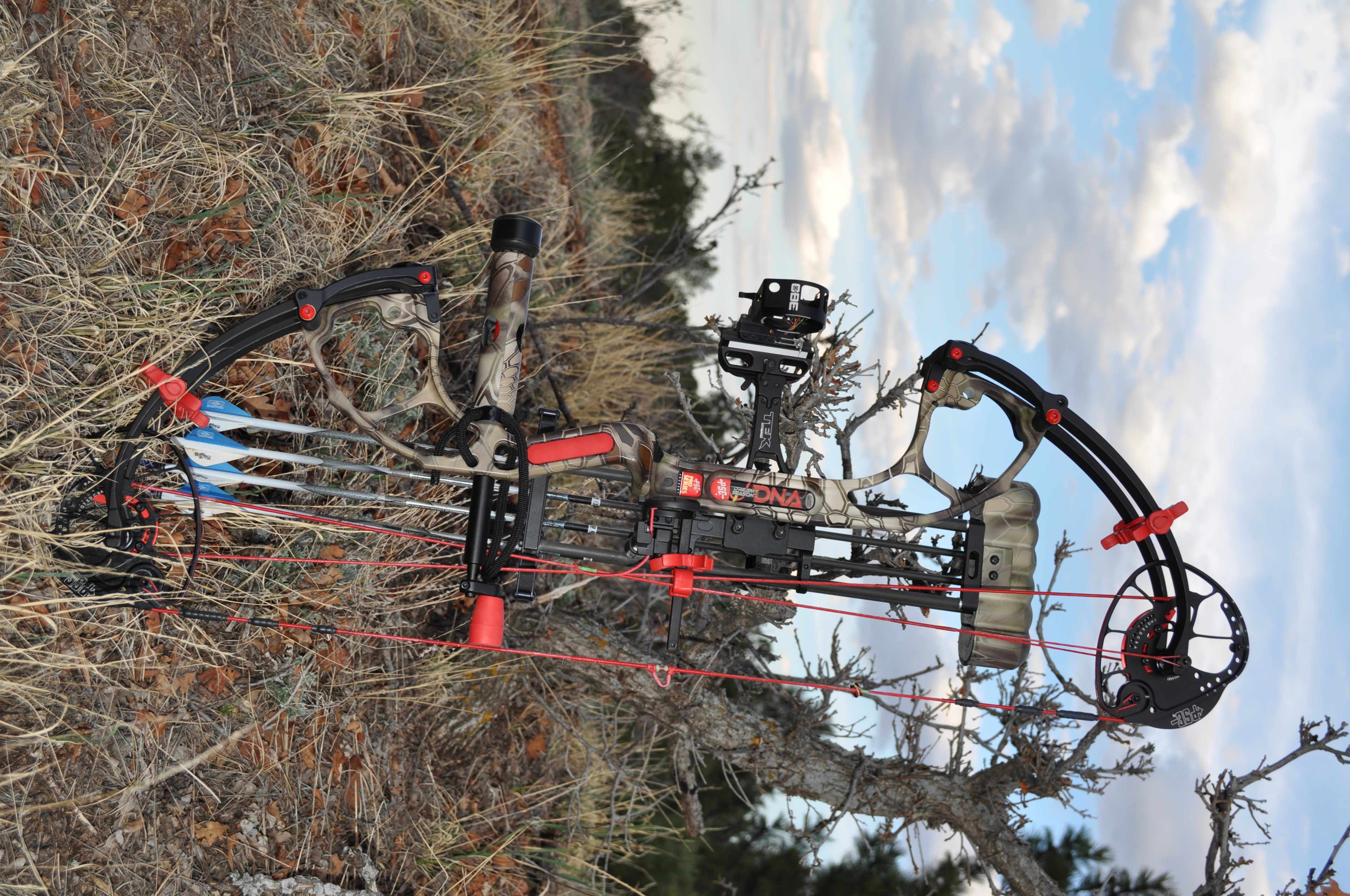 Pse Archery Wallpaper Bow Hunting Set-up By Pse's Jared - Pse Bow Hunting - HD Wallpaper