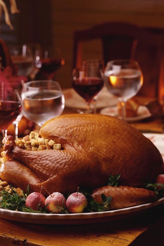 Thanksgiving Dinner Wallpaper Iphone - HD Wallpaper