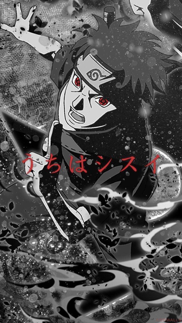 Shisui Uchiha Wallpaper Iphone 639x1136 Wallpaper Teahub Io