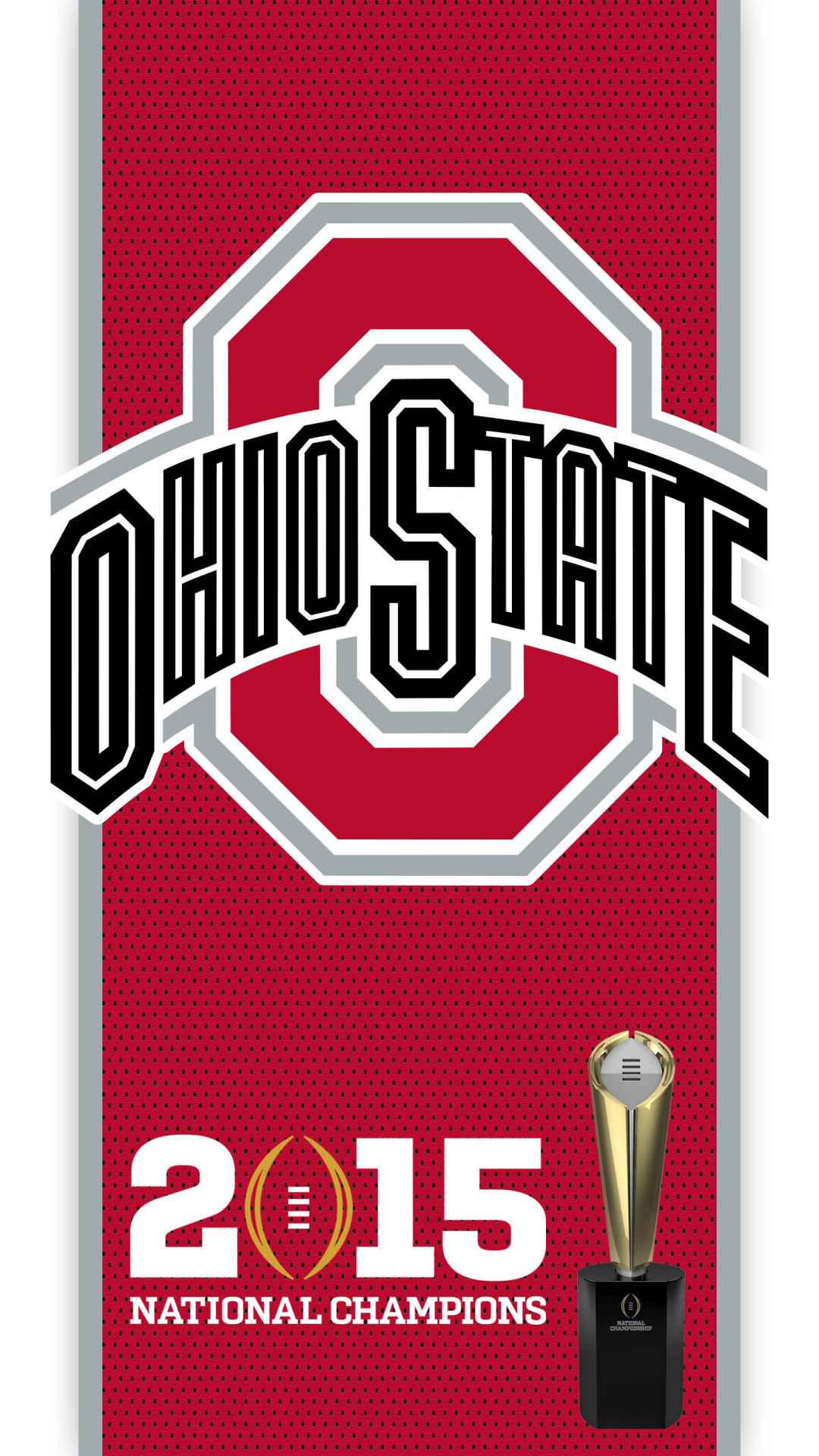 Ohio State Buckeyes Wallpaper Iphone 1080x1920 Wallpaper Teahub Io