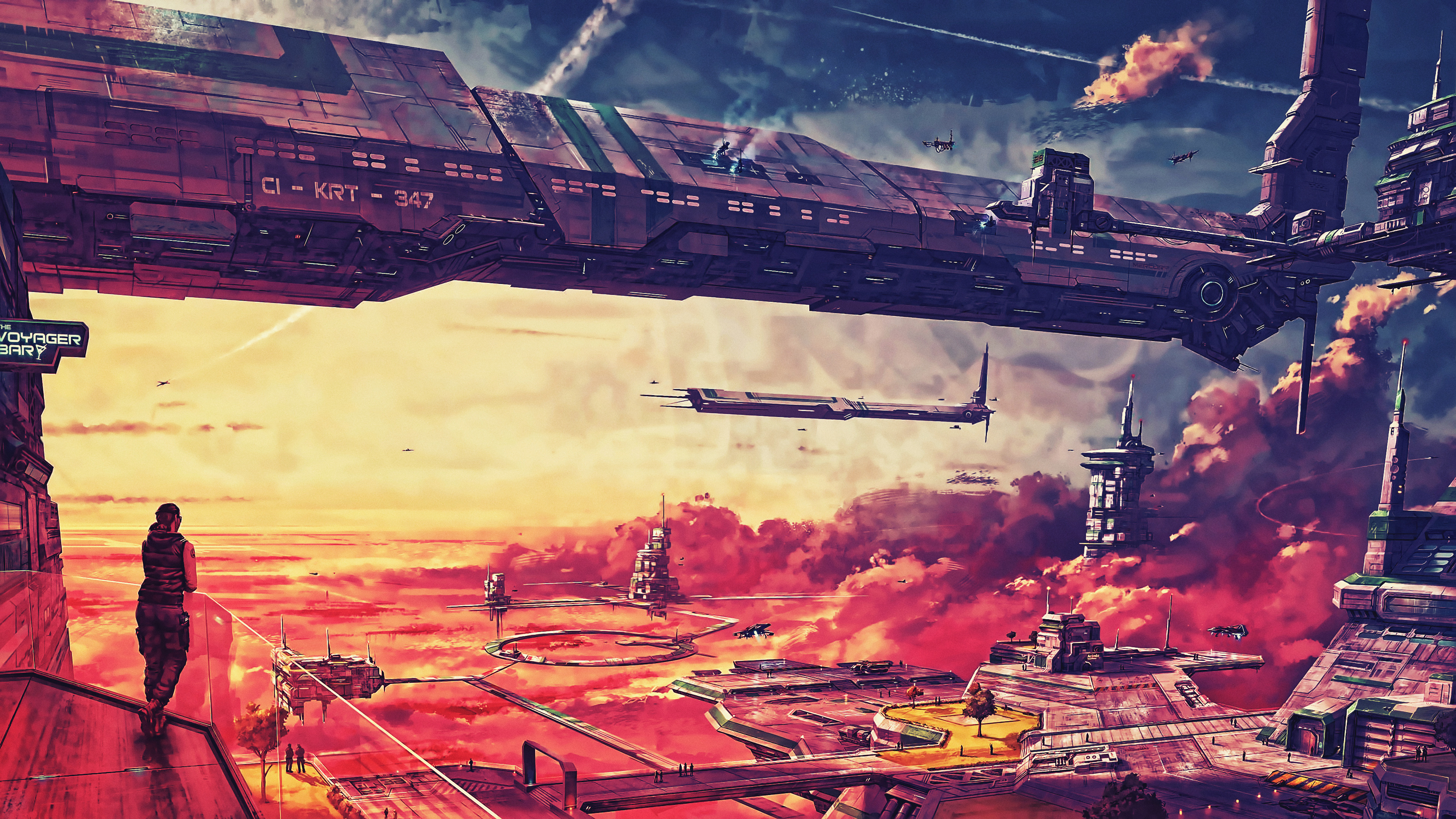 Cloud Imperium Games Concept Art - HD Wallpaper