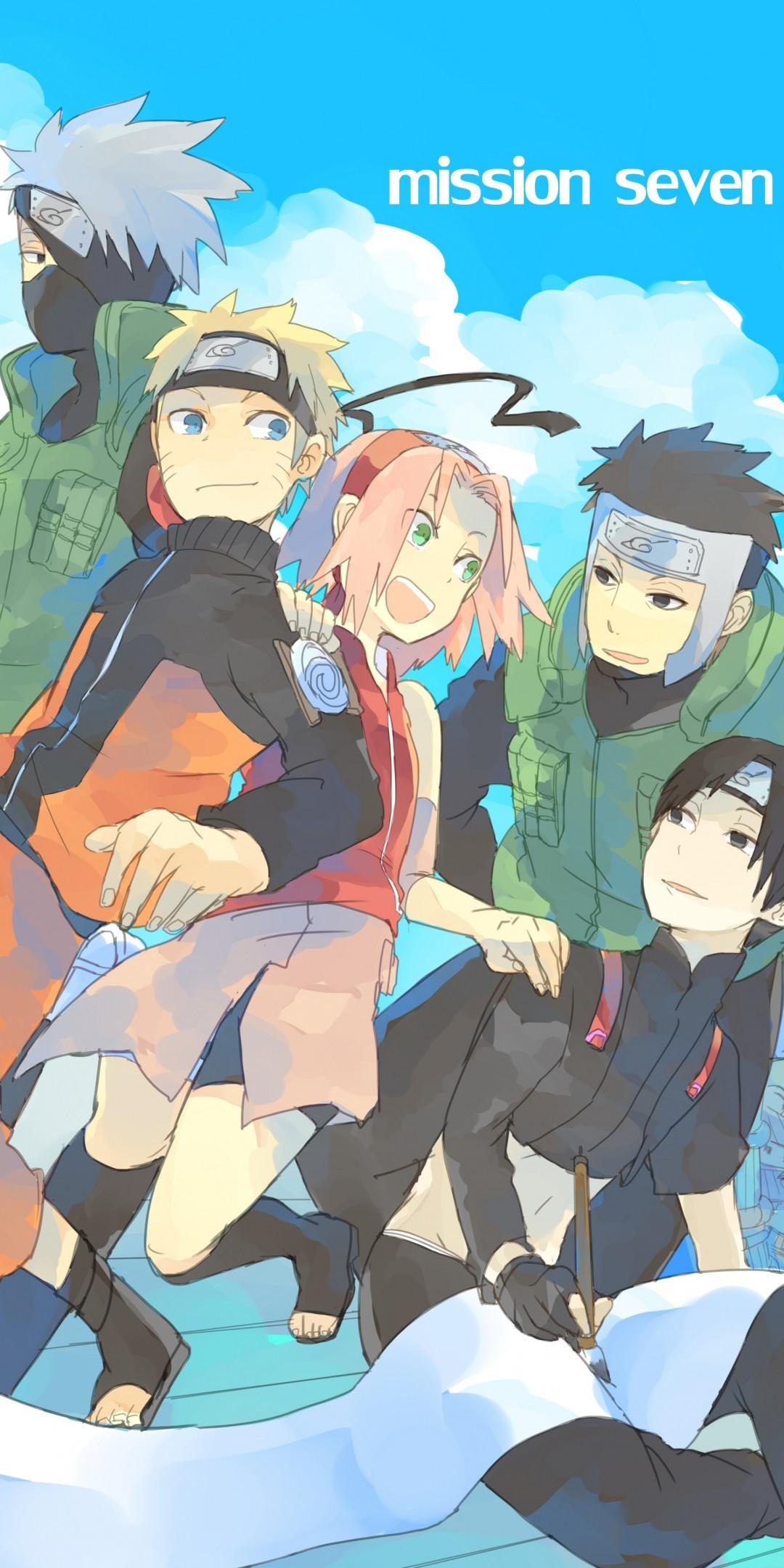 Iphone Sai Naruto Wallpaper Hd - HD Wallpaper
