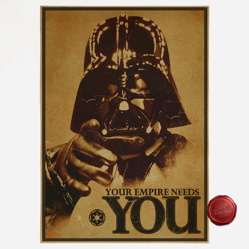 Darth Vader Poster Retro 800x800 Wallpaper Teahub Io