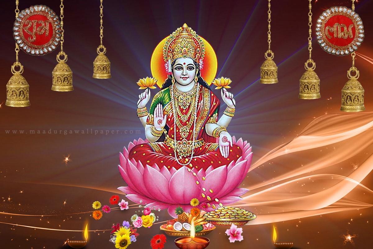 Mahalakshmi Image Hd - HD Wallpaper