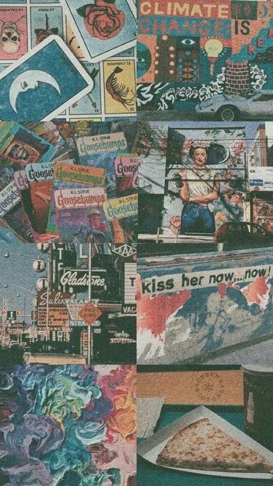 Retro Vintage Aesthetic Backgrounds - HD Wallpaper