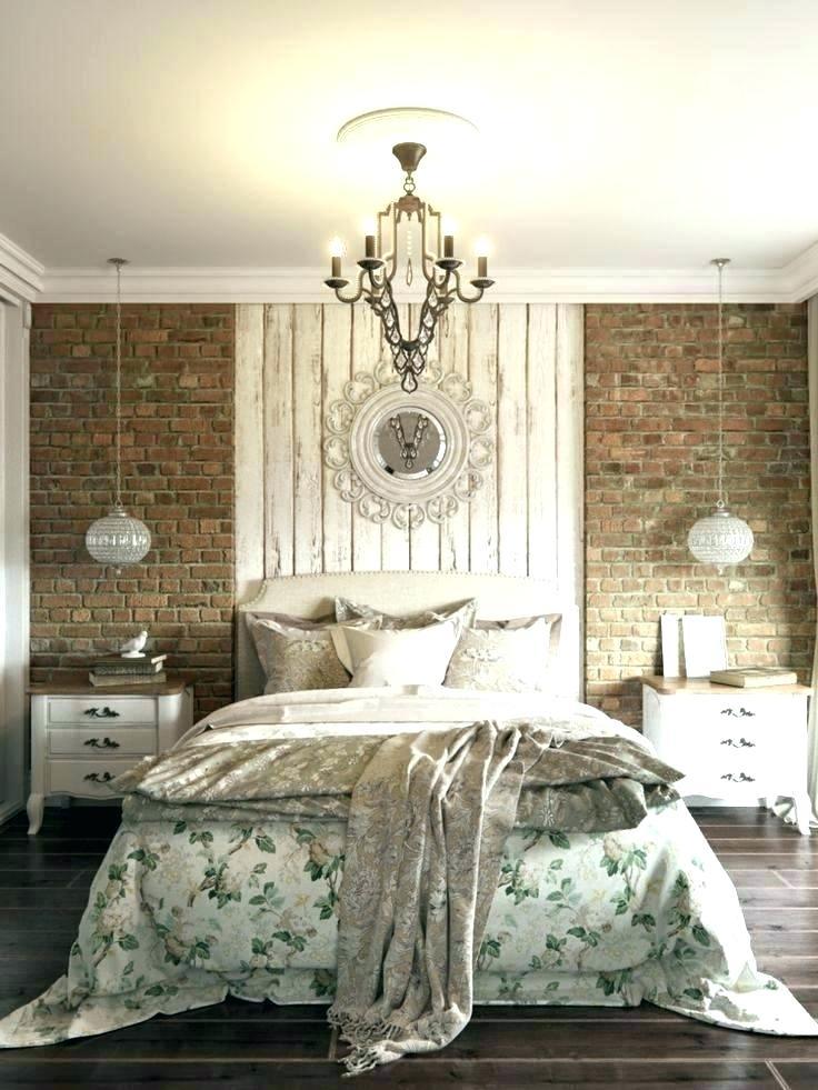 Brick Wallpaper Bedroom Grey Brick Bedroom Ideas Brick - Bedroom - HD Wallpaper