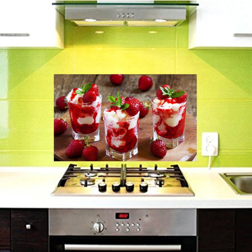 Kitchen Tiles Fruits Design 832x832 Wallpaper Teahub Io