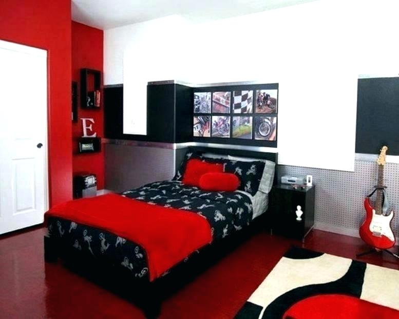 Black And Cream Bedroom Red Ideas Grey Wallpaper Designs Red Bedroom Ideas For Teenage Girls 777x621 Wallpaper Teahub Io