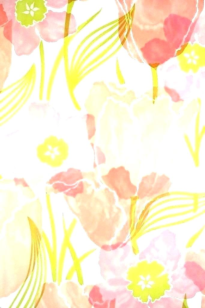 Large Print Wallpaper Large Print Floral Llpaper Vintage - Wallpaper - HD Wallpaper