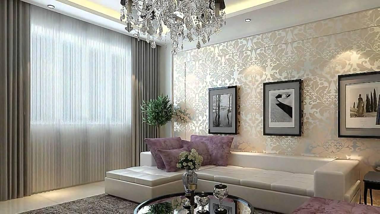 Silver Wallpaper Living Room Ideas28 Black Grey Silver Silver Damask Wallpaper Living Room 1280x720 Wallpaper Teahub Io