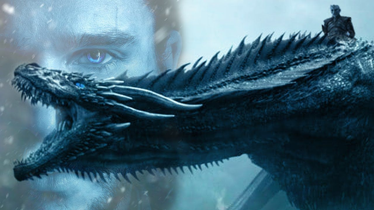 Game Of Thrones Season 7 Episode 7 Dragon Wallpaper - Game Of Thrones Season 8 Episode 3 Dragon - HD Wallpaper