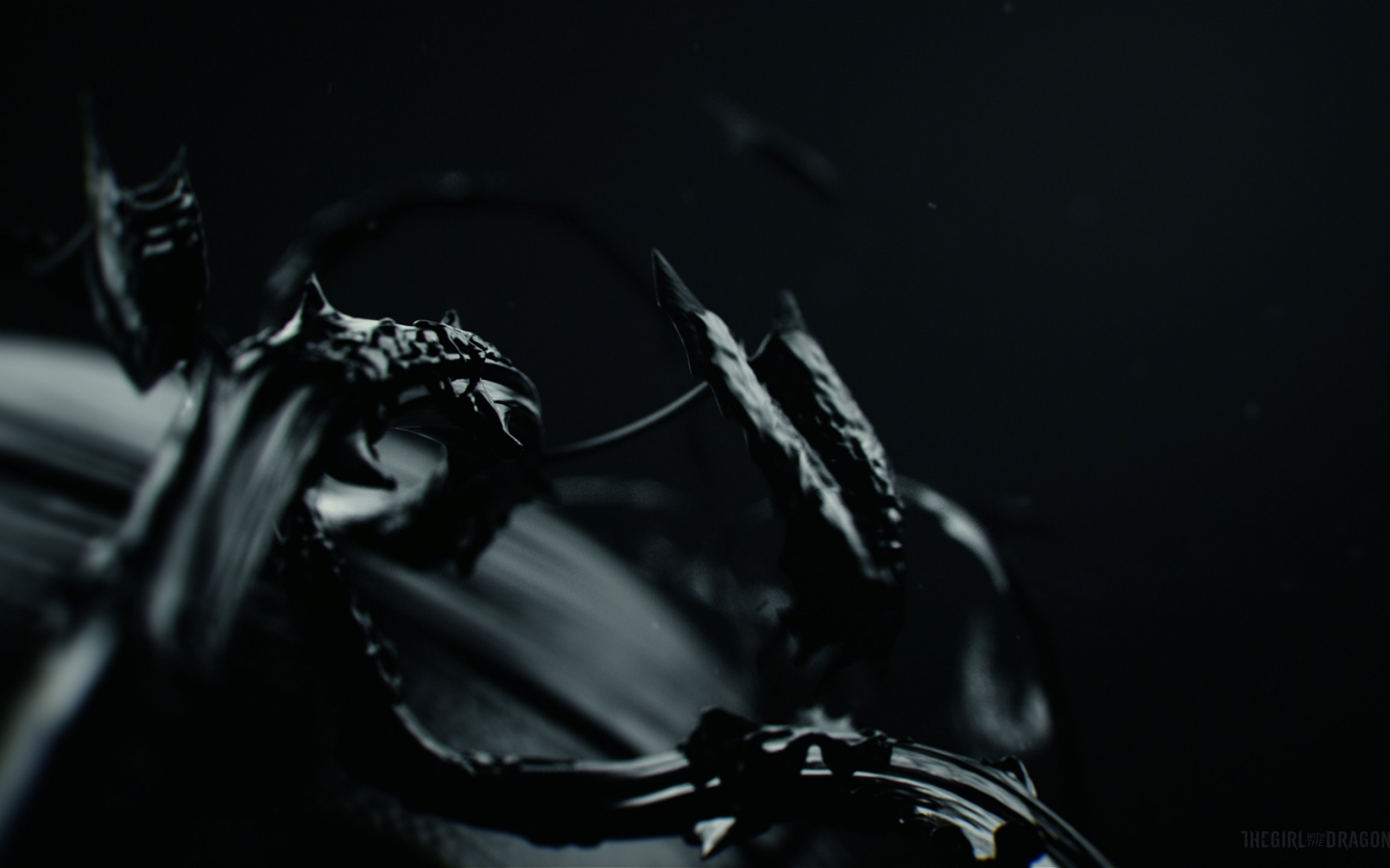 The Girl With The Dragon Tattoo Wallpapers - Girl With The Dragon Tattoo - HD Wallpaper