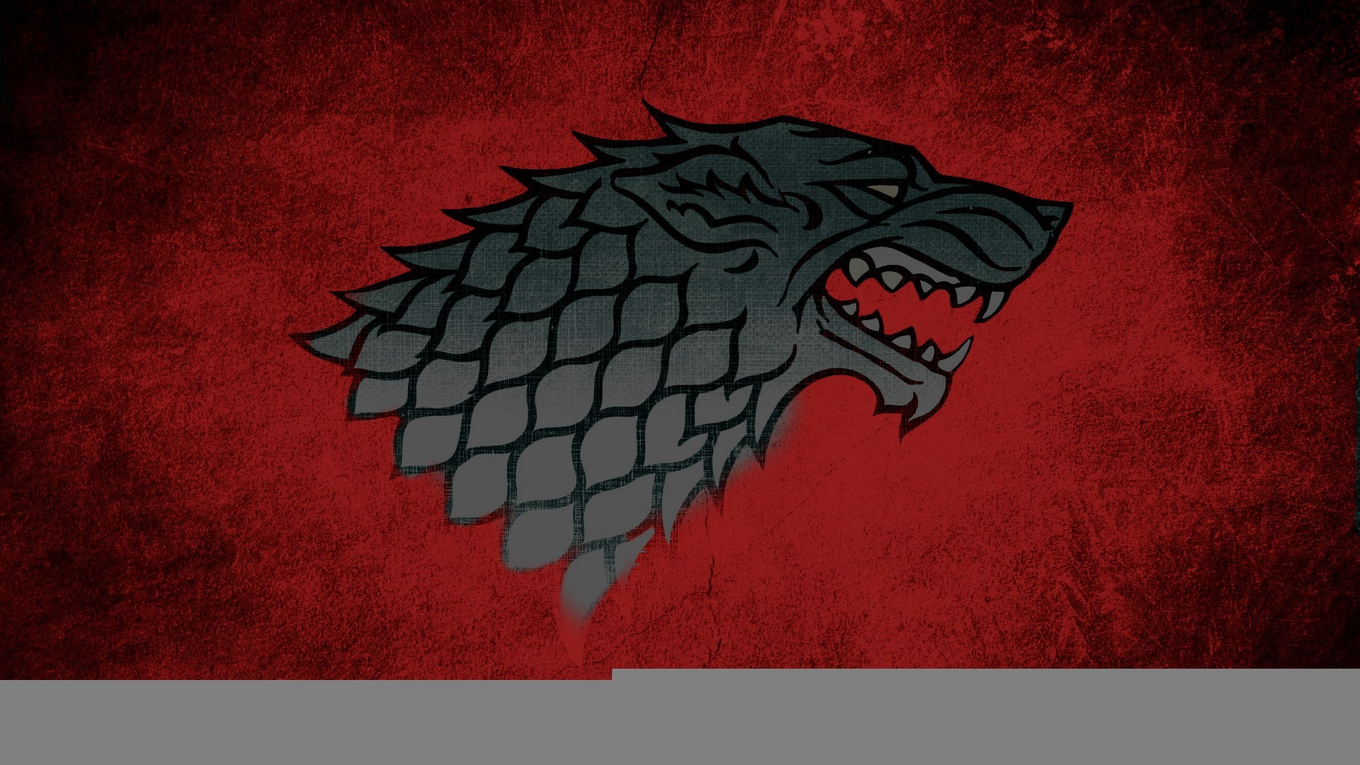 1920x1080, 2017 03 - House Stark Game Of Thrones Wolf - HD Wallpaper