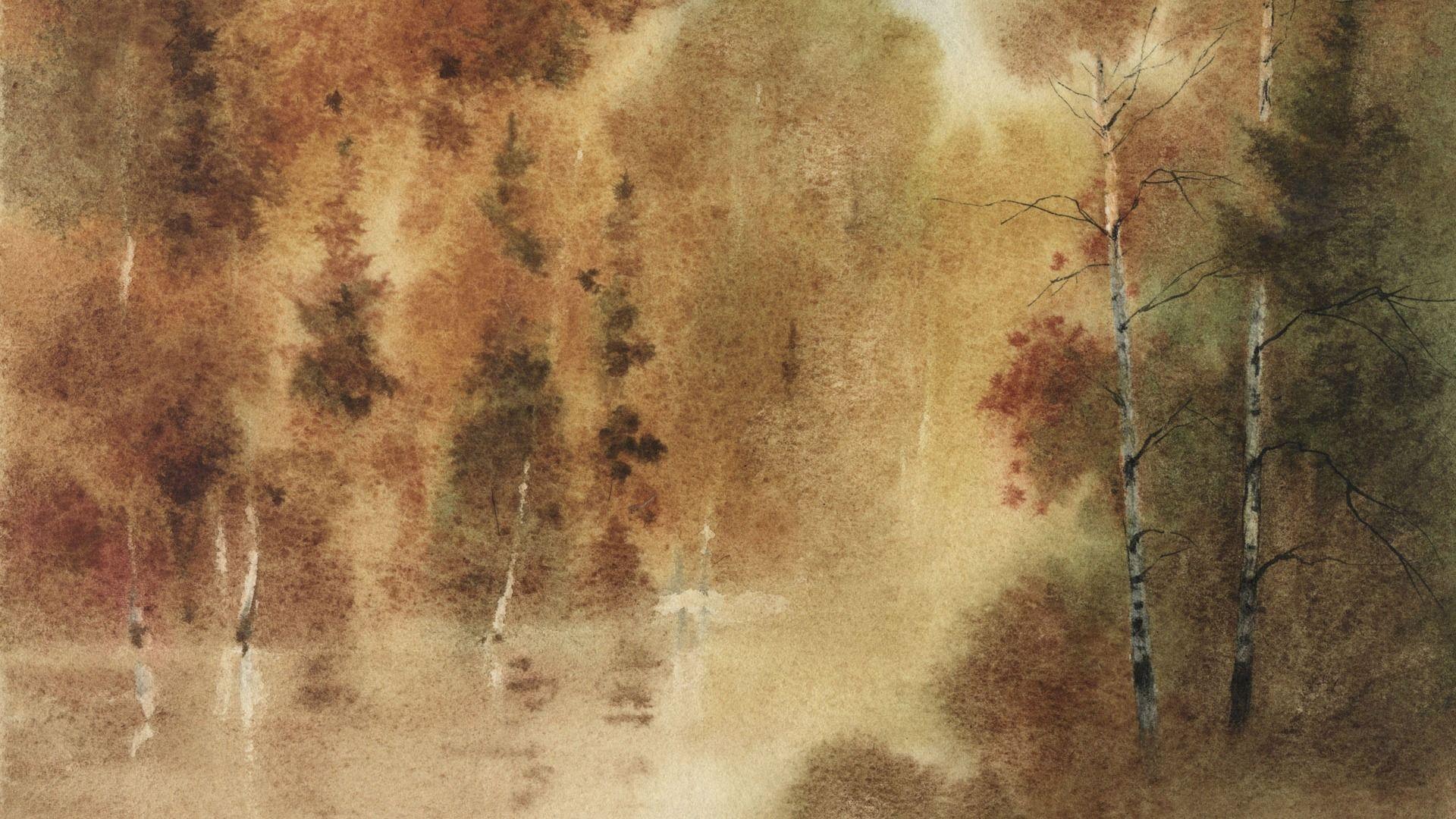 22 Beautiful Watercolor Desktop Wallpaper - Hd Images First Love Quotes - HD Wallpaper