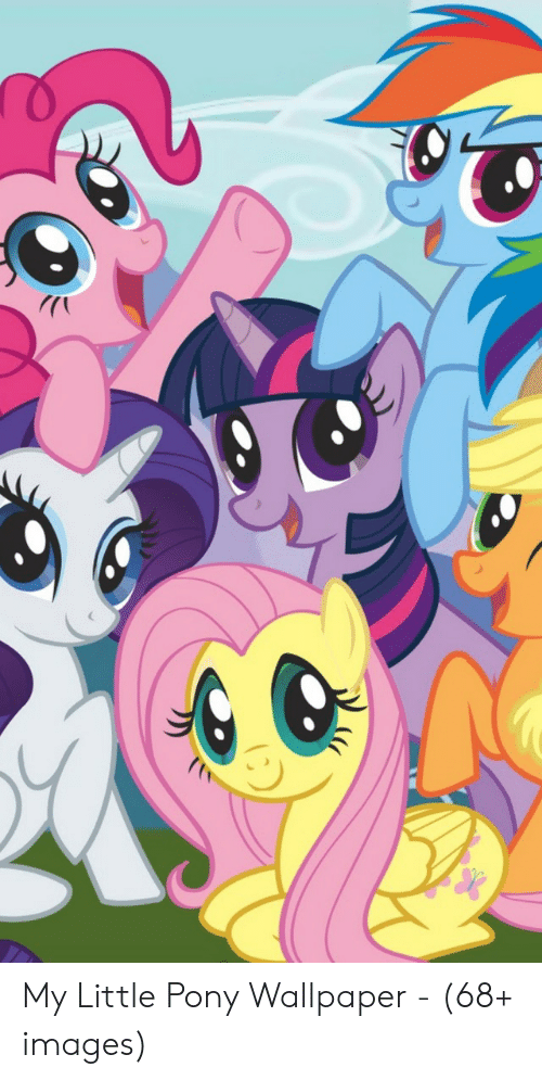 Images, My Little Pony, And Wallpaper - My Little Pony Phone Wallpaper Hd - HD Wallpaper