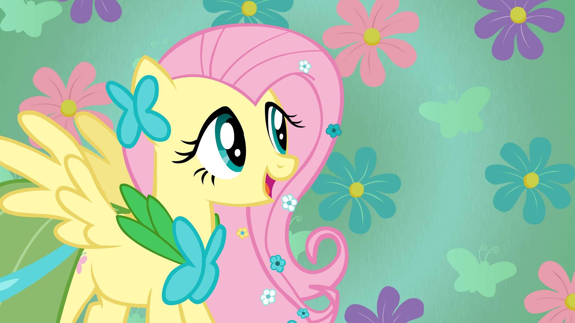 My Little Pony Wallpaper Images - My Little Pony Wallpaper Fluttershy - HD Wallpaper