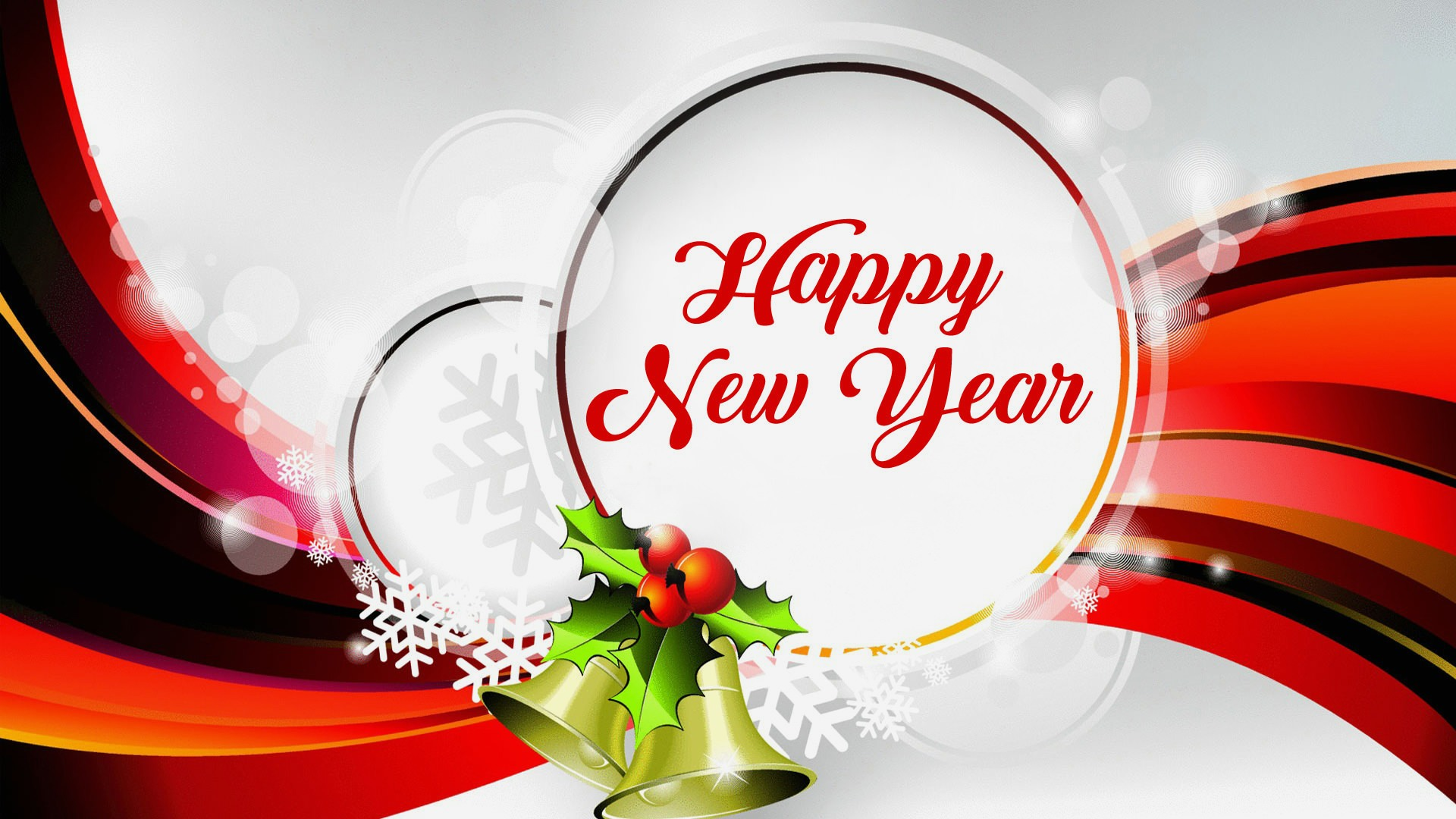 Special Happy New Year 2018 Wallpaper Hd Greetings - New Year Background Designs - HD Wallpaper