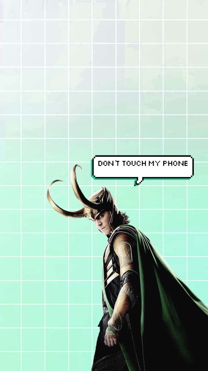 Aesthetic, Background, And Green Image - Loki Wallpaper Phone - HD Wallpaper