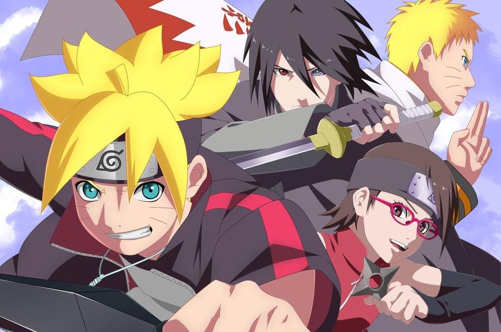 Boruto Naruto Next Generations - HD Wallpaper