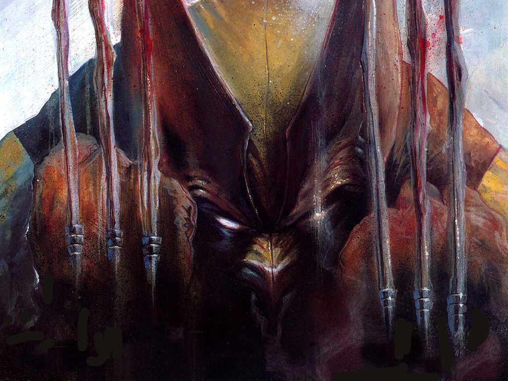 Wolverine - Papel De Parede Para Celular Wolverine - HD Wallpaper