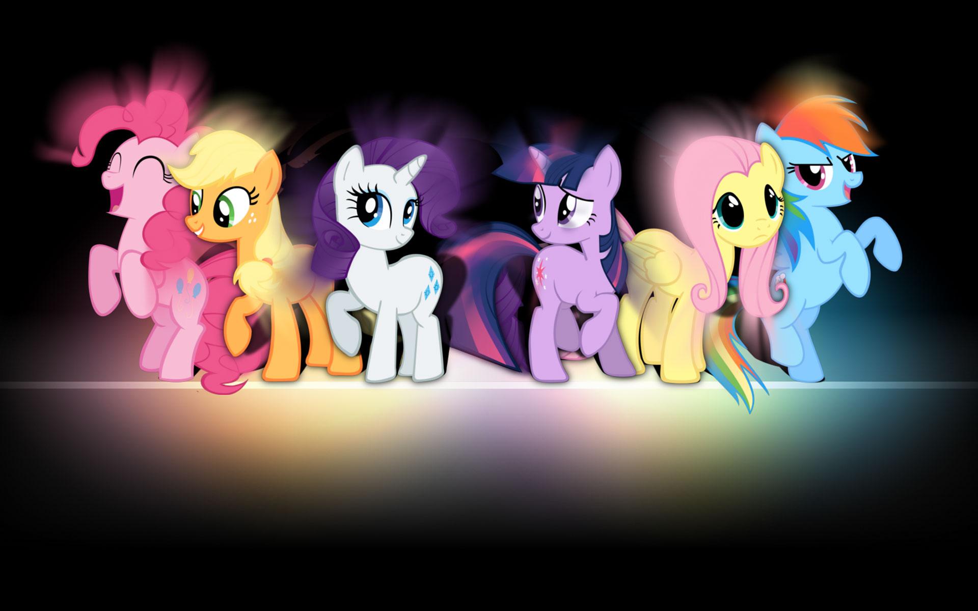 Cartoons Wallpaper My Little Pony - My Little Pony Wallpaper Hd - HD Wallpaper