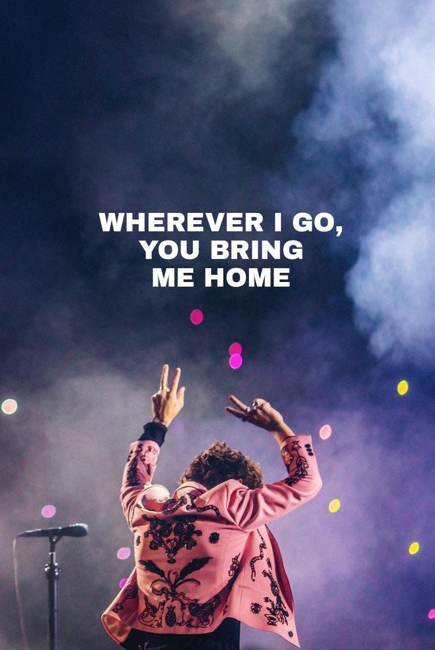 Harry Styles Live On Tour Toronto Lockscreen And Wallpaper - Harry Styles Wallpaper Iphone 2018 - HD Wallpaper