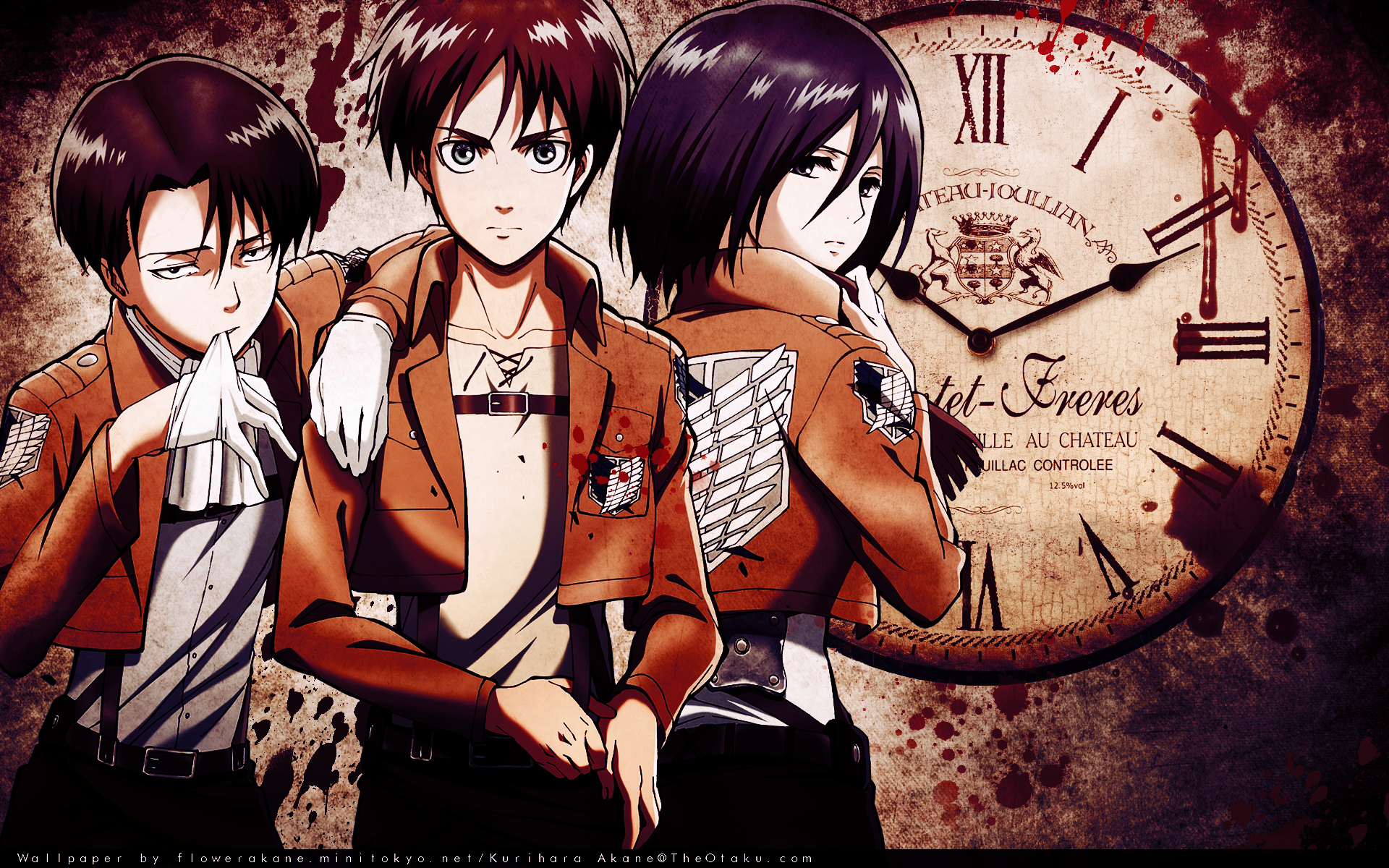 Attack On Titan Download Wallpaper Iphone Mikasa Ackerman 1920x1200 Wallpaper Teahub Io