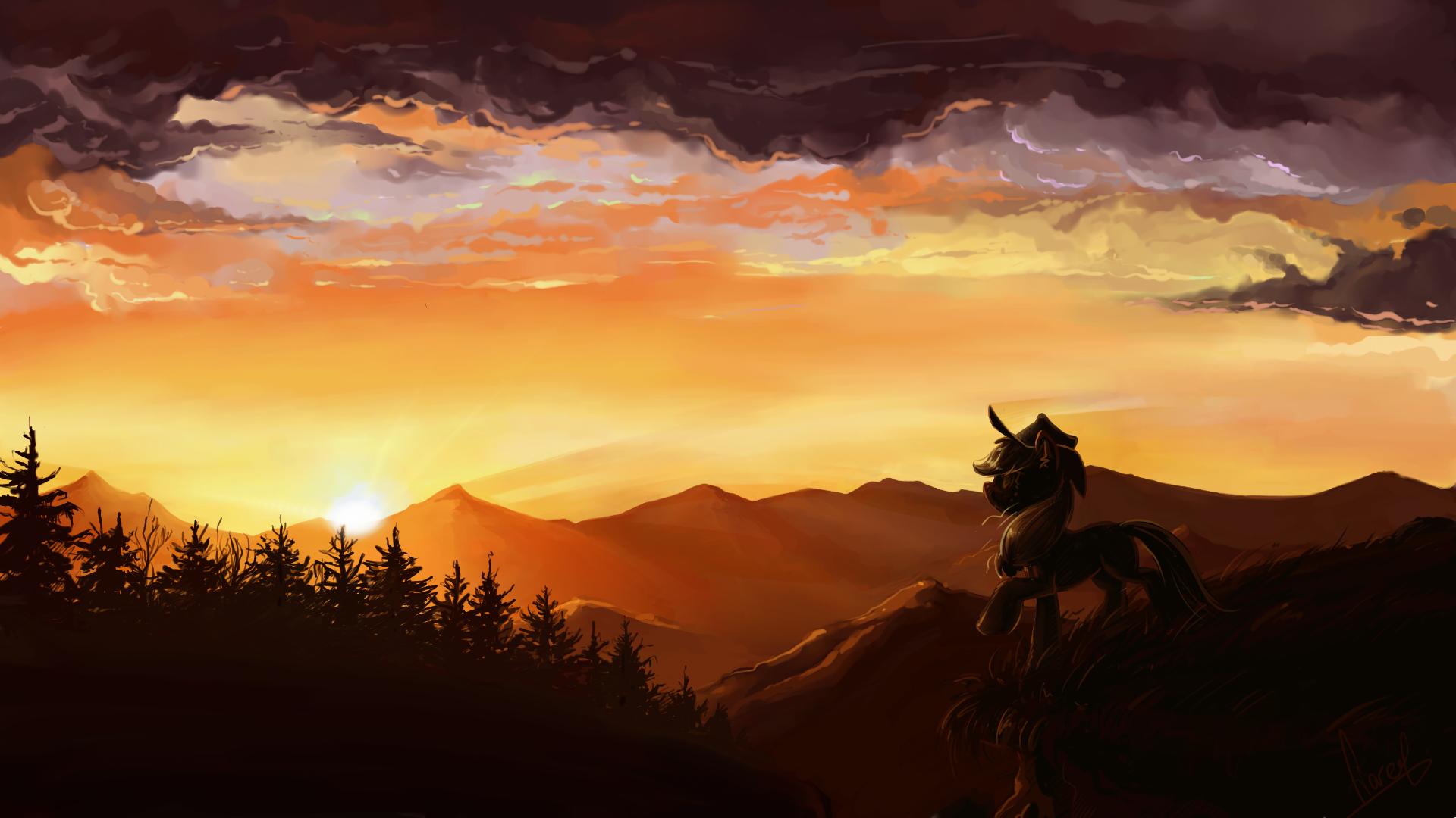 My Little Pony Friendship Is Magic Hd Wallpaper - My Little Pony Wallpaper 3d Hd - HD Wallpaper