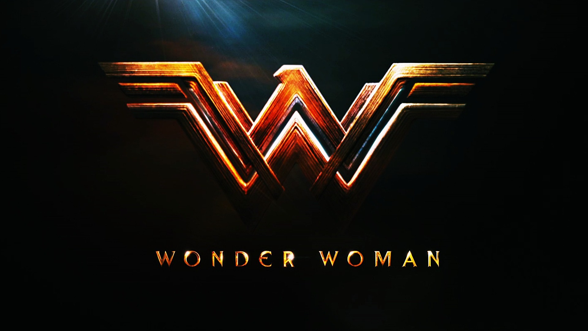 Wonder Woman   Src Wonder Woman Logo Wallpaper For - Wonder Woman Logo Movie - HD Wallpaper