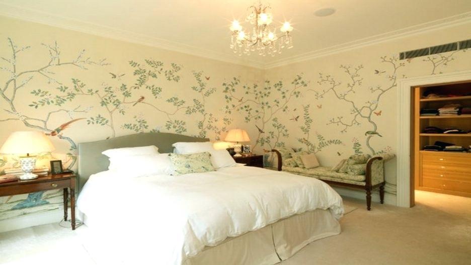 Wall Murals For Bedroom Jungle Wallpaperb Room Mural - Wall Paper Designs For Bedroom - HD Wallpaper