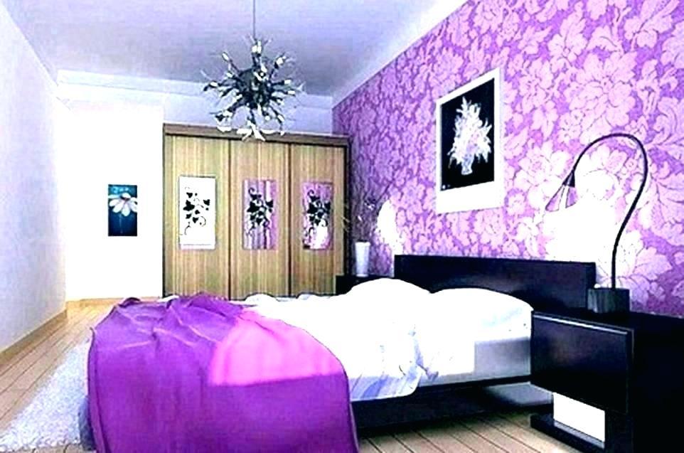 Light Purple Room Color Light Purple Bedroom Paint - Bedroom Wall Paint Design - HD Wallpaper