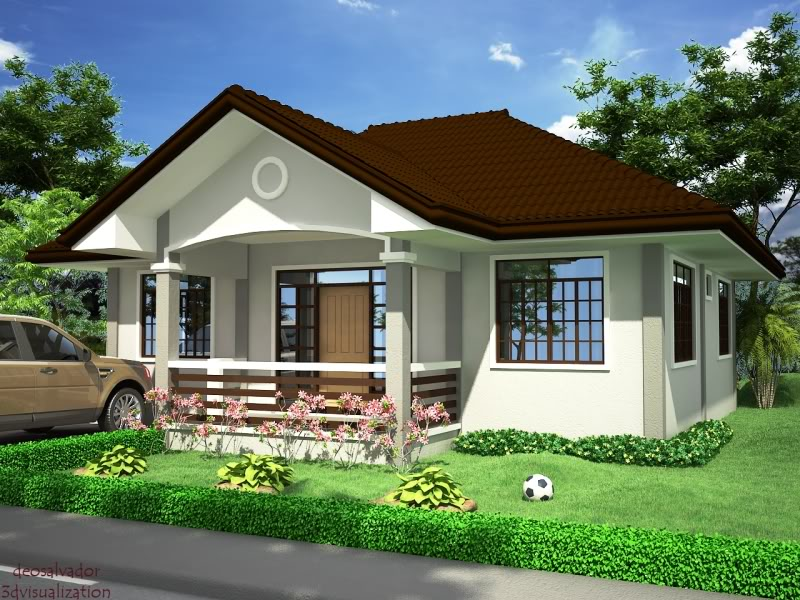 Amazing Simple House Design In The Philippines 19 Best - Simple My Dream  House - 800x600 Wallpaper - teahub.io