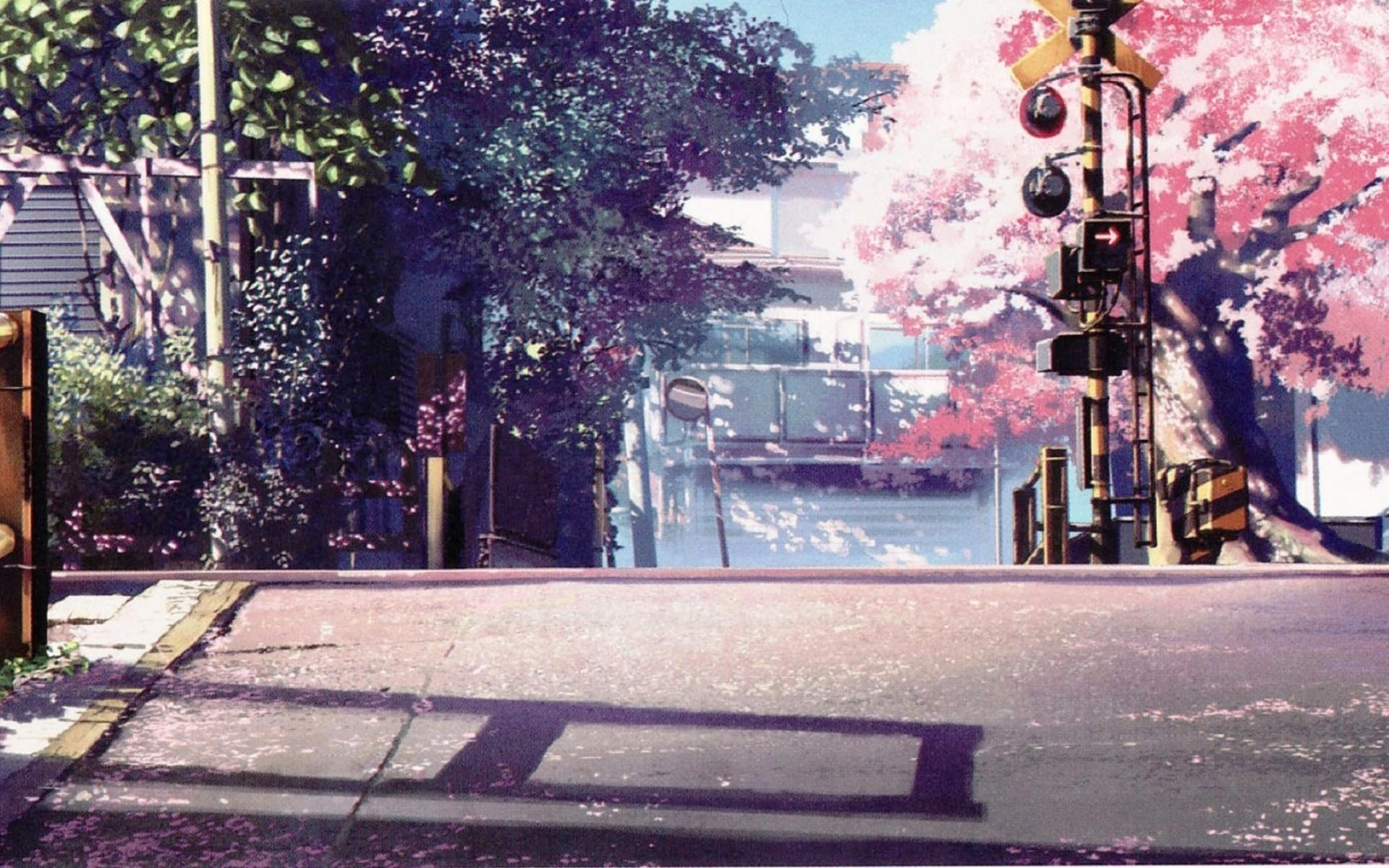 Japanese Anime Wallpaper Anime Scenery 1920x1200 Wallpaper Teahub Io