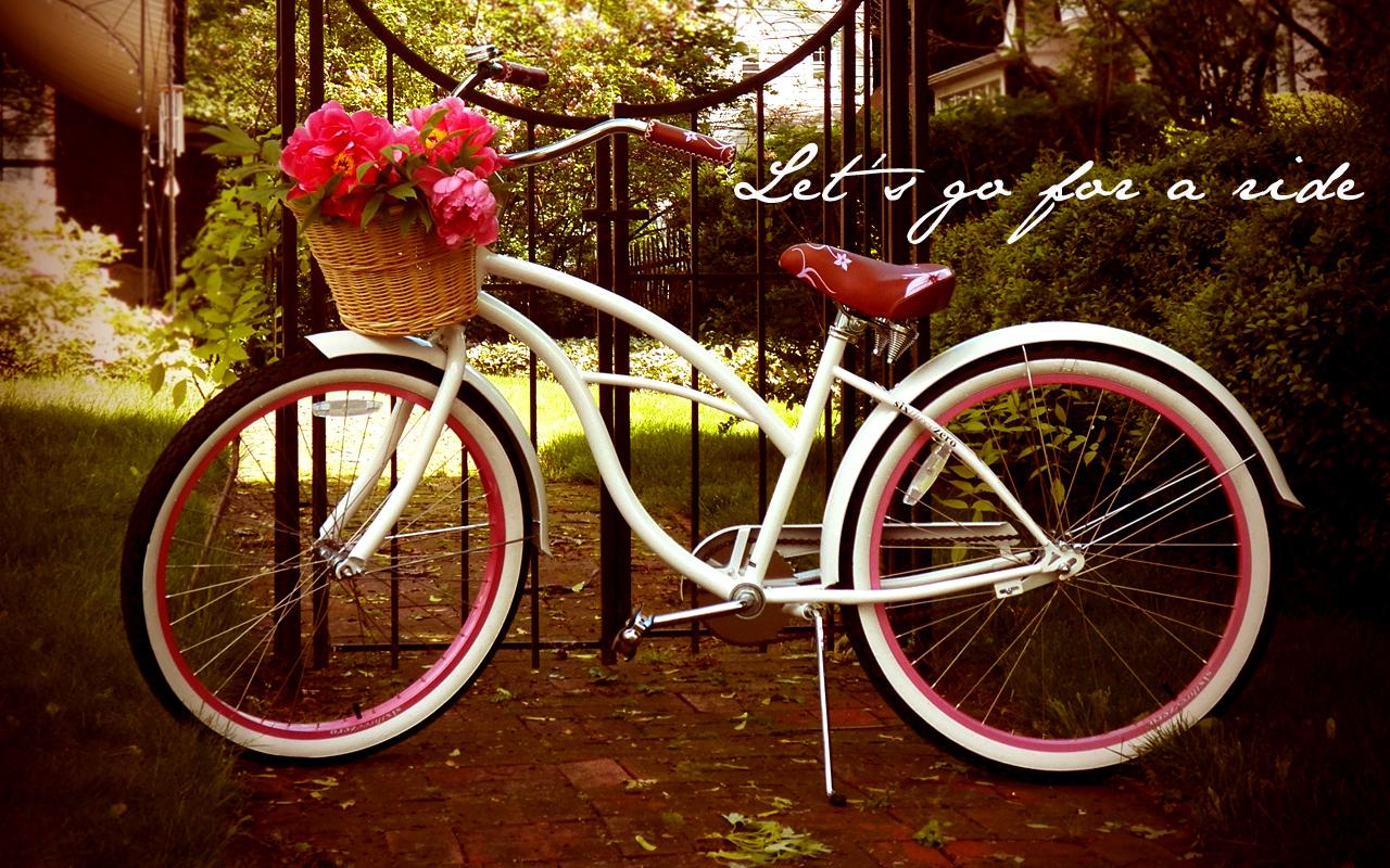 Vintage Bicycle Desktop - HD Wallpaper
