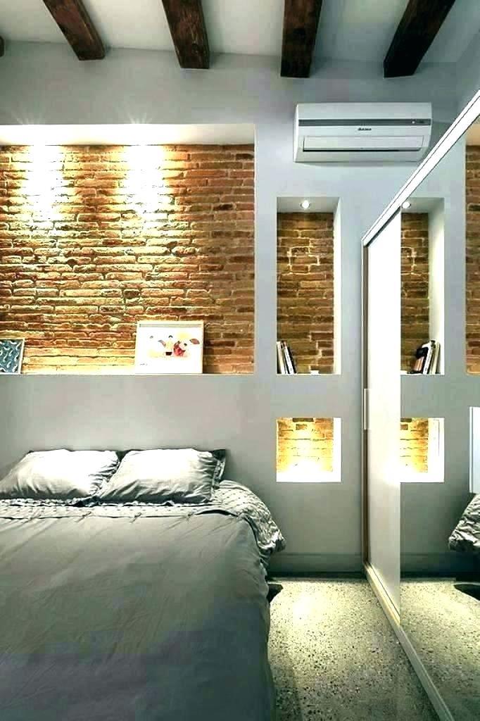 Bedroom Wallpaper Feature Wall Bedroom Wallpaper Feature - Simple Paint Wall Design - HD Wallpaper