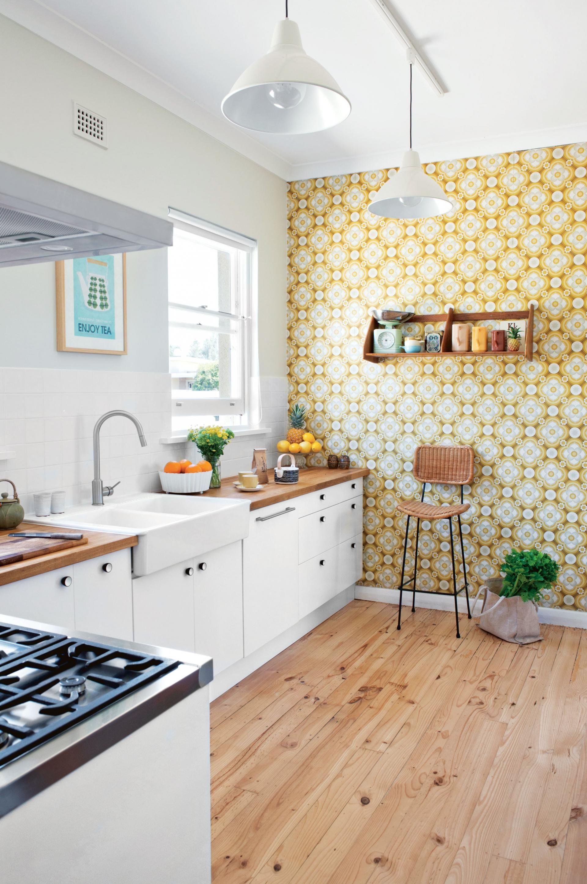 Kitchen Wallpaper Accent Wall 1920x2889 Wallpaper Teahub Io