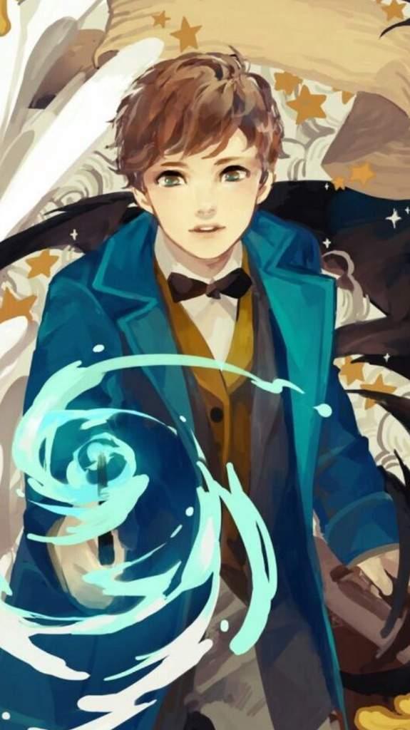 User Uploaded Image - Fantastic Beast Wallpaper Anime - HD Wallpaper