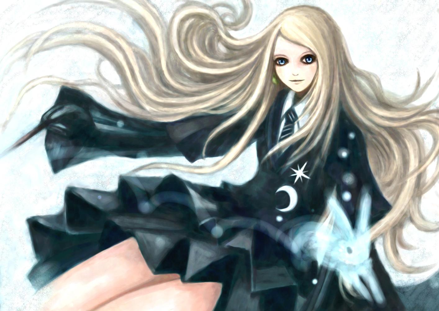 Aleksi Harry Potter Luna Lovegood - Luna Lovegood Harry Potter Ravenclaw Characters - HD Wallpaper