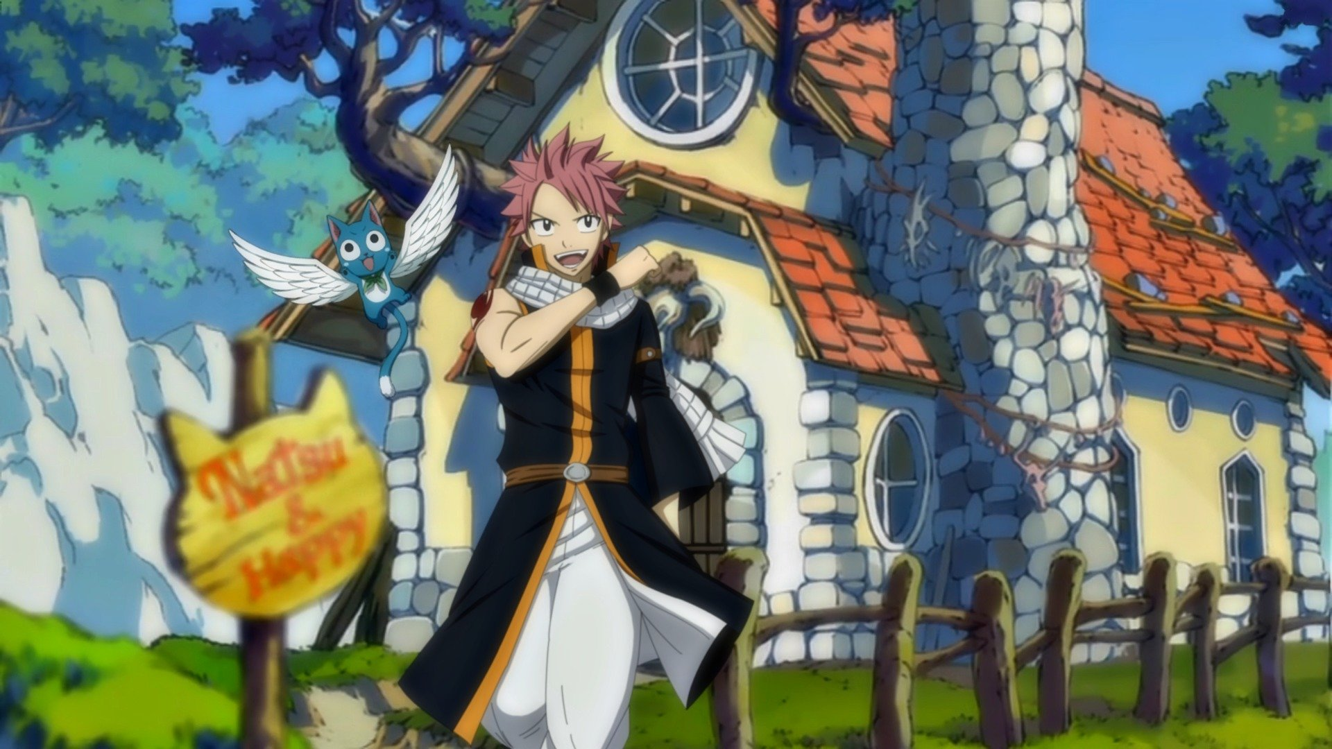 Download Full Hd Fairy Tail Computer Wallpaper Id - Full Hd Fairy Tail - HD Wallpaper