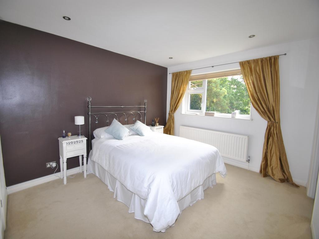 Modern Bedroom Feature Wall - HD Wallpaper
