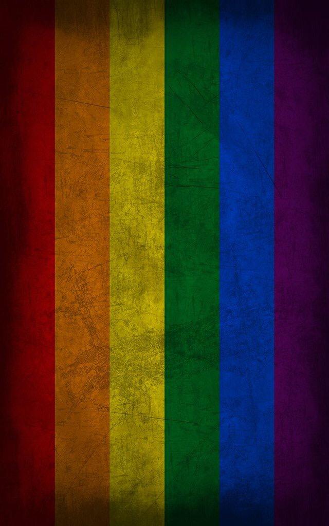 Iphone Wallpaper Rainbow Pride Gay Lesbian Pride Phone Background 640x1024 Wallpaper Teahub Io