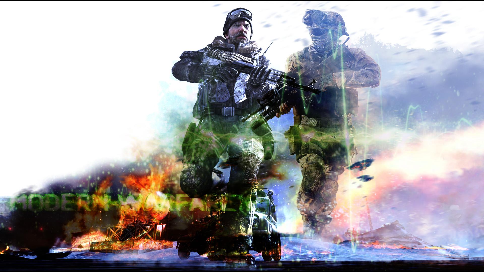 Preview Call Of Duty Modern Warfare 2 Wallpaper 1920x1080