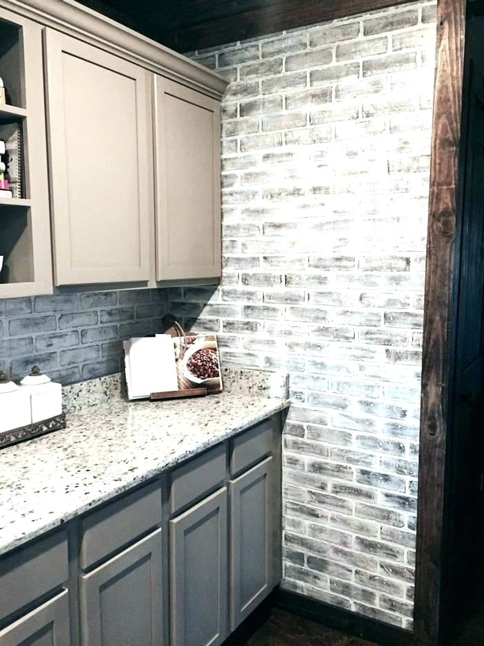 Lowes Brick Wall Picturesque Faux Brick Wall Look Panels Brick Panel Kitchen 700x934 Wallpaper Teahub Io