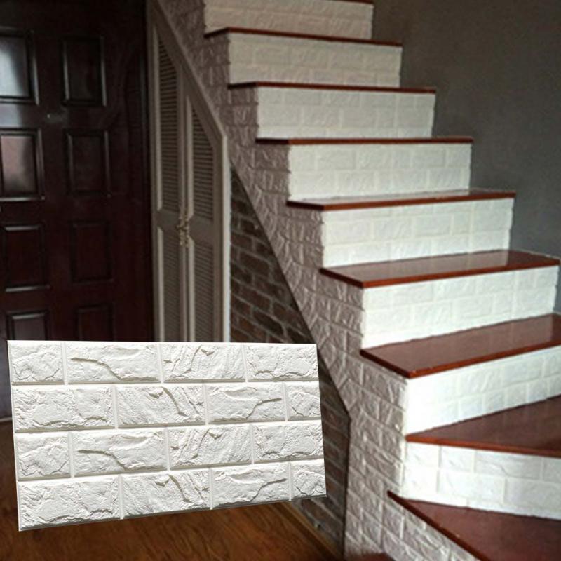 3d Brick Wallpaper Bedroom Ideas - HD Wallpaper