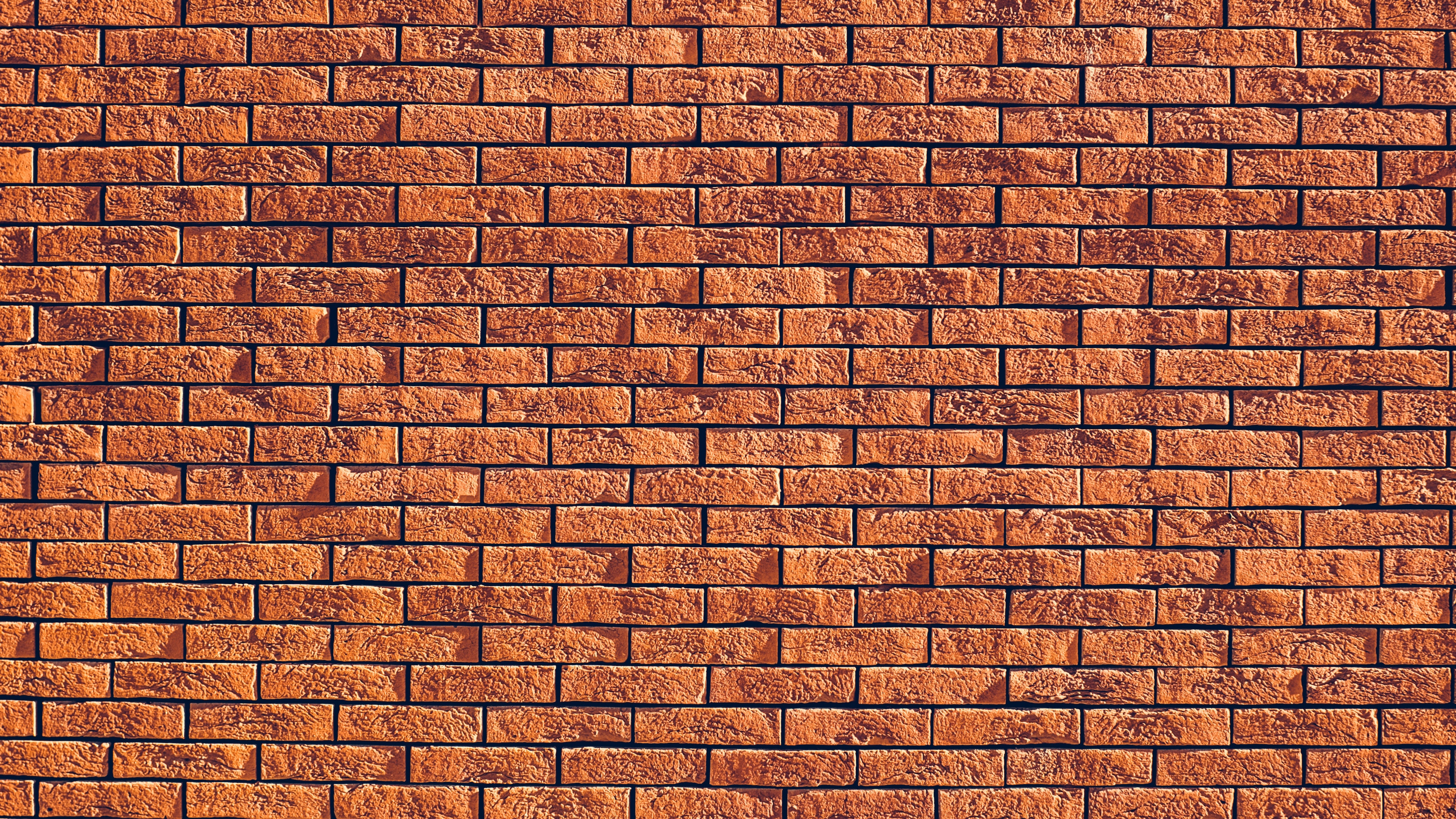 Wallpaper Wall, Texture, Bricks, Light - Brick Wall Texture 4k - HD Wallpaper