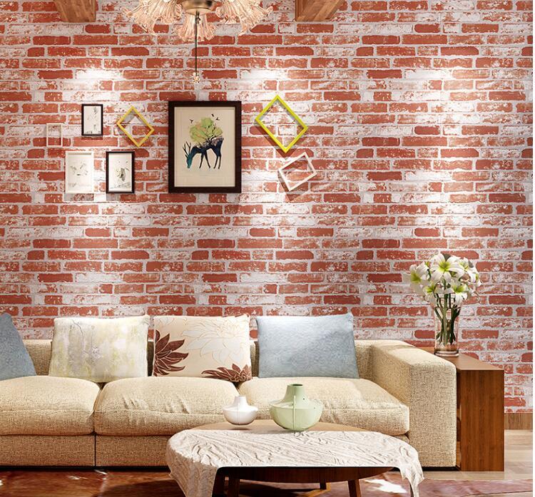 White Grey Brick Wallpaper - HD Wallpaper