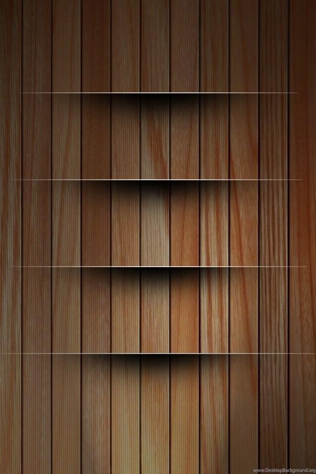 Wooden Wallpaper For Home - Home Screen Wood Wallpaper Iphone - HD Wallpaper